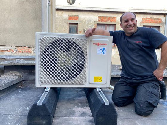 easy san viessmann ventilatiesysteem