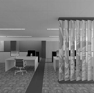 project ontwerp bureau door Baccarne Vormgeving