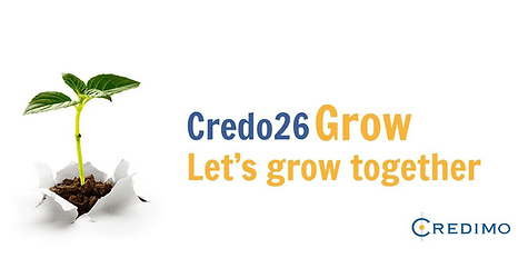 Credo26 Grow