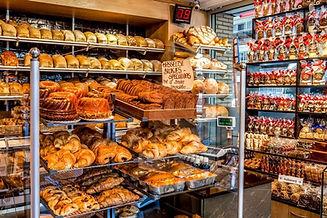 Bakkerij: Brood en ontbijtkoeken