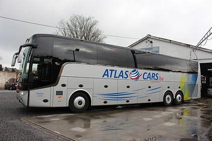 Atlas Cars, location autocar à Liège, Rocourt