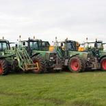 beschikbare tractoren