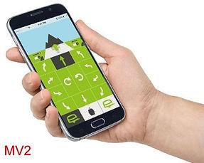app voor mover
