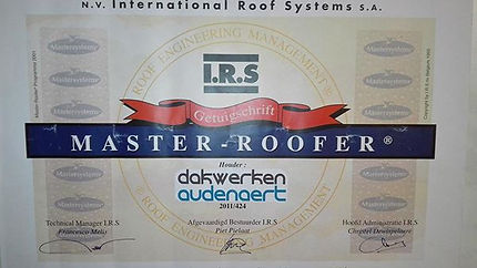 Master Roofer