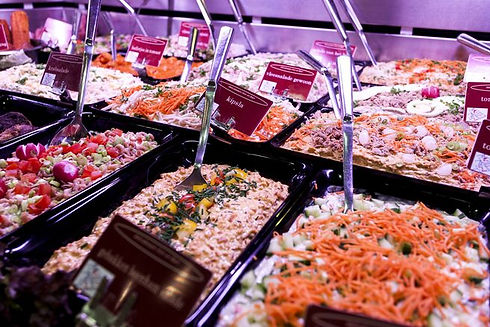 Artisanale salades