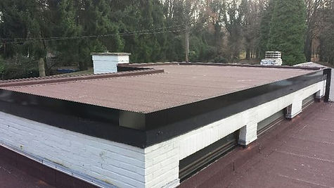 Renovatie plat dak Zutendaal NA