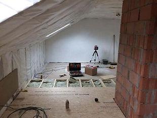Zolderrenovatie Renovatiewerken