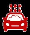 carwash pictogram