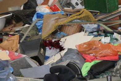 gemengd huishoudelijk afval
