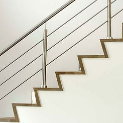 Houten trappen van Kova