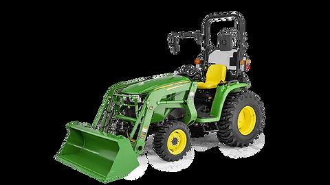Tractor John Deere - Cresens, Vlaams-Brabant