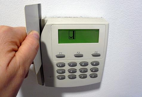 Système de contrôle d'accès