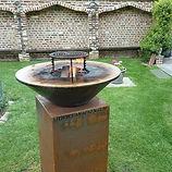 V-fire Barbecue