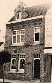 Geschiedenis Hollevoet - foto uit de oude doos