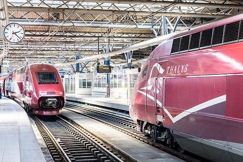 vervoer naar Thalys