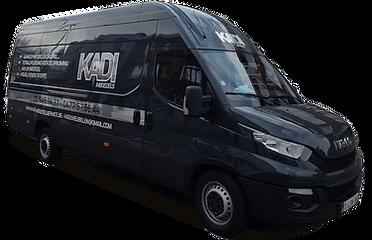 Camionette Kadi Tarik