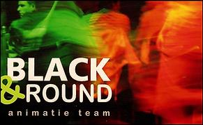 Black and Round
