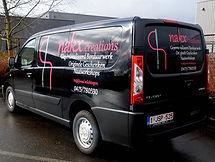 Beletteren bestelwagen Antwerpen