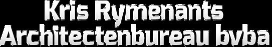 Kris Rymenants Architectenbureau