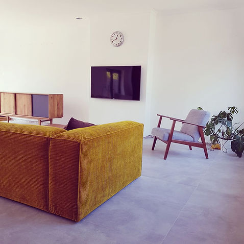 interieur woonproject