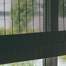 bamboe vouwgordijn