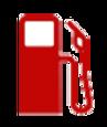 tankstation pictogram