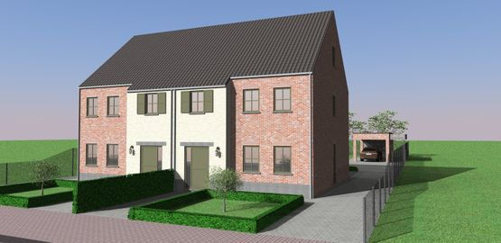 Nieuwbouwprojecten: huis, woning, appartementen te koop in Koersel-Beringen