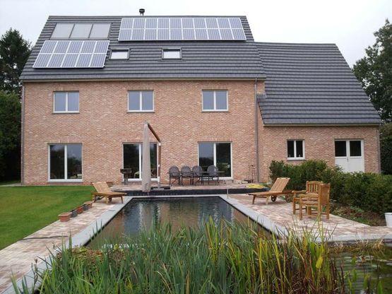 Nieuwbouw - energiezuinig bouwen
