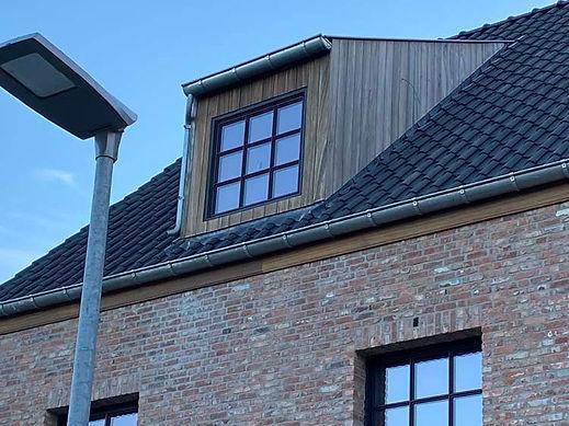 dakwerken uitgevoerd door AW Construct