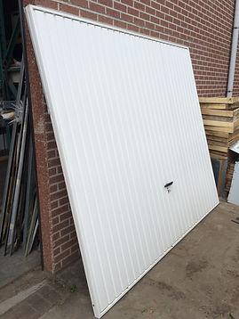 renovatie garagepoorten Stekene
