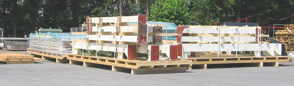 Emballage Industriel La Louvière
