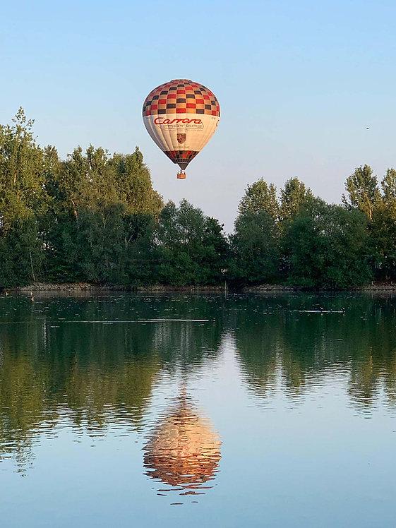 ballonvaart met AB Ballonvaarten