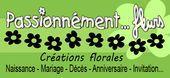 Logo: Passionnément....fleurs