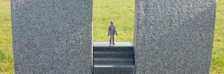 gepersonaliseerde grafsteen