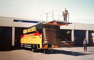 Location de chariot élévateur et lift service à Mons | Boulenger
