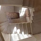 Verdreven trap