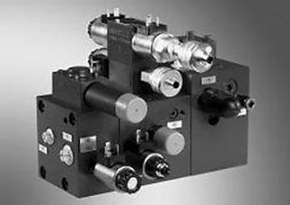 Hydrauliek Manifoldblokken en aansluitplaten - Industriële hydraulica