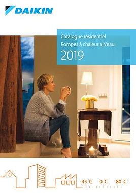 Daikin catalogue 2019