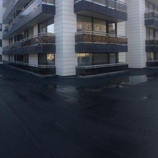 PIR-isolatie en roofing Soprema - appartementsgebouw Leuven