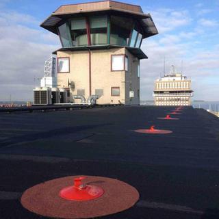 Roofing Soprema en valbeveiliging - Gemeentelijk Havenbedrijf Antwerpen