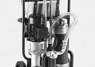 Hydrauliek Oliebehandeling - Industriële hydraulica