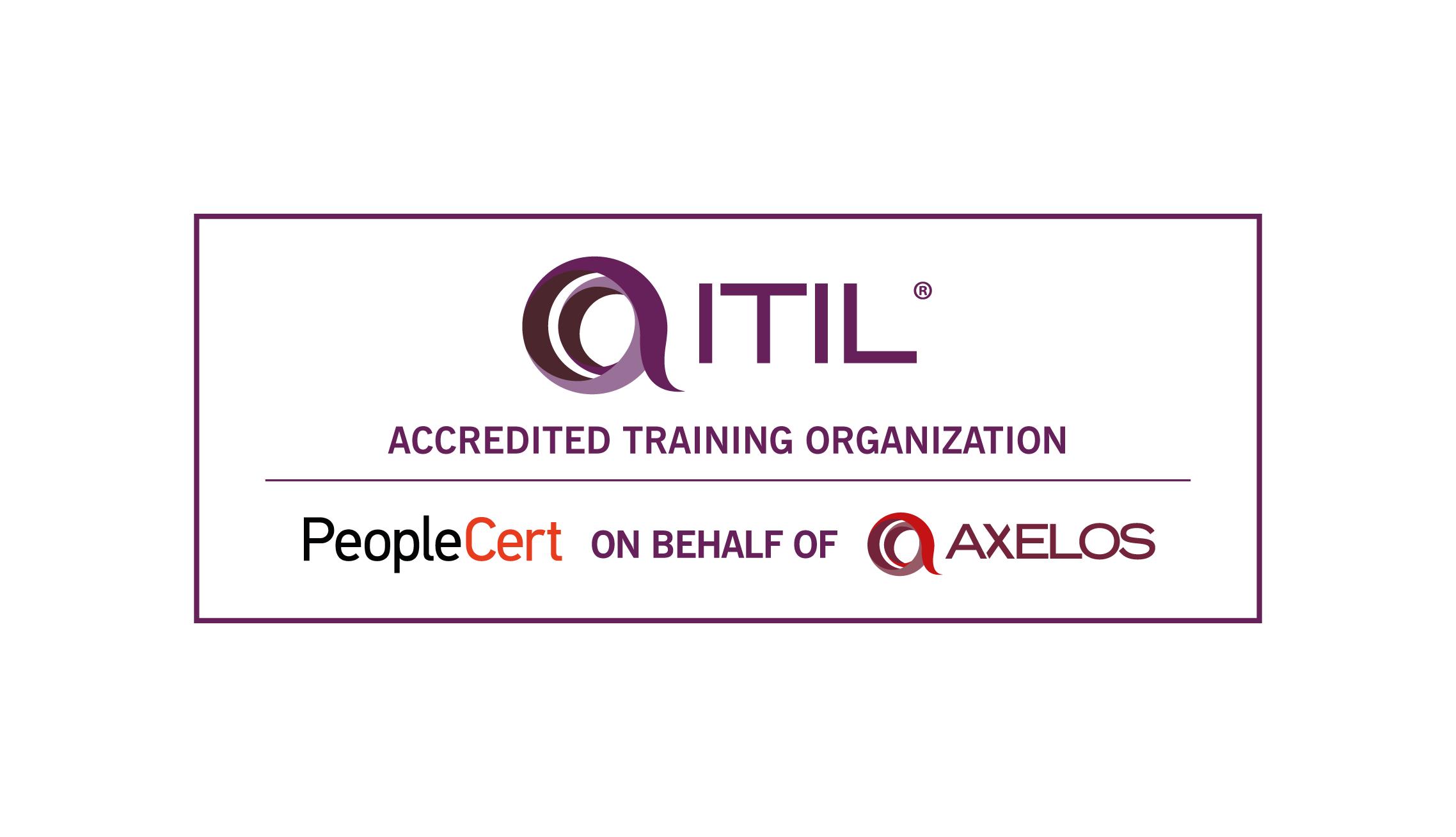 ITIL 4 Foundation Certfication