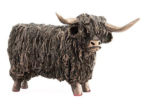 Highland Bull Standing (Small)