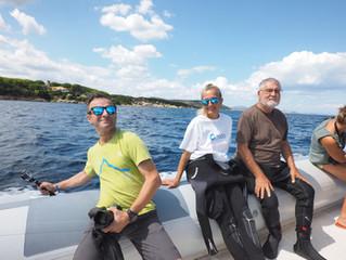 Brizo: la rivoluzione nel tracking subacqueo