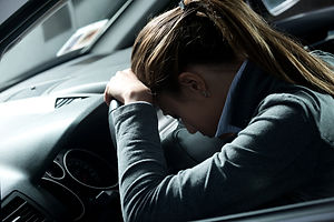 Driving test nerves, worry, anxiety, the fear