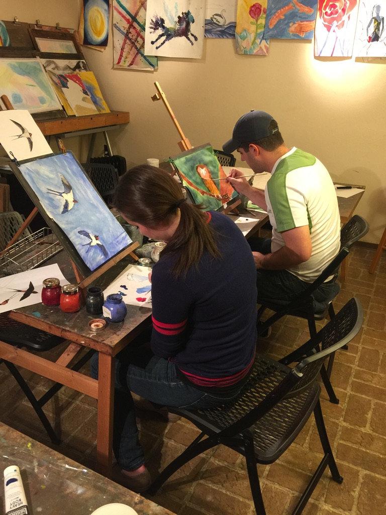 In-Studio Private Lesson for 2 People