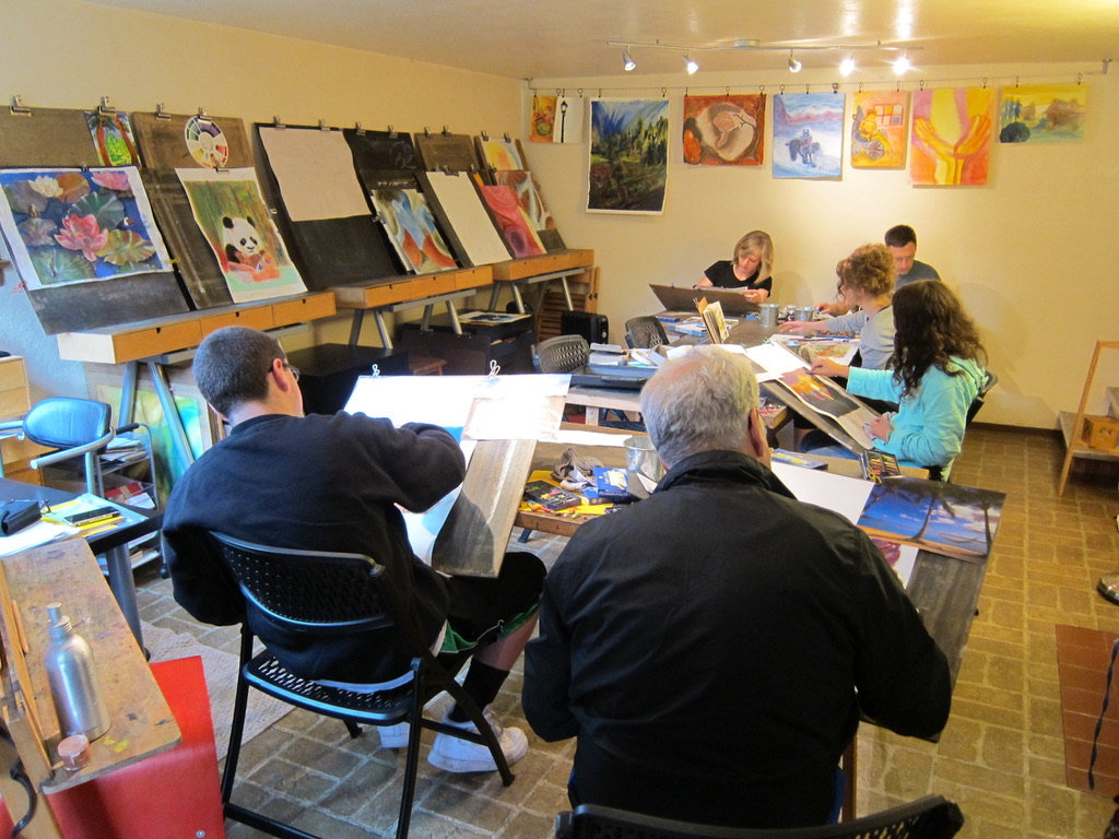 In-Studio Private Small Group Lessons