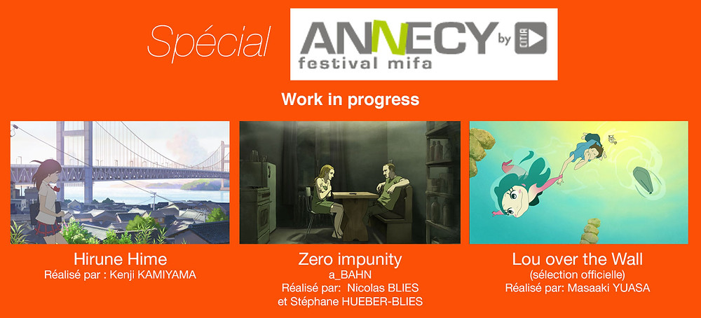 Projets Festival Mifa Annecy