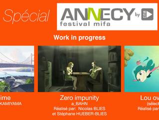 Festival Mifa, Annecy