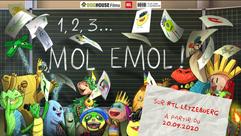 1, 2, 3... Mol Emol !